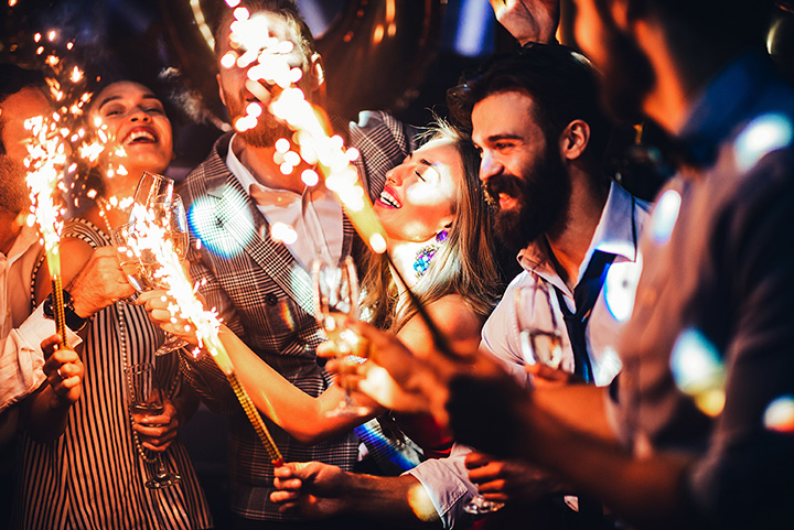 10 Fun Things to Do on New Year's Eve in Washington