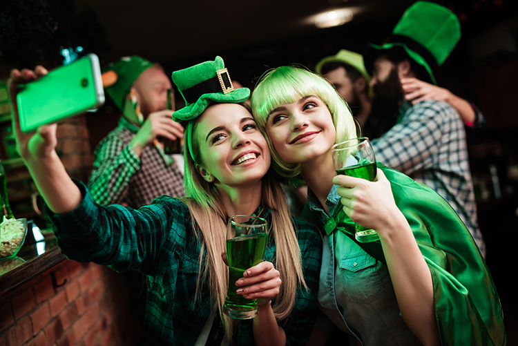 10 Best Places to Celebrate St. Patrick's Day in Washington State