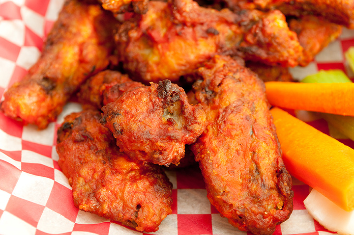 The 10 Best Wings in Washington State!