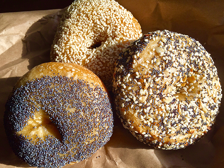 The 10 Best Bagel Shops in Wisconsin!