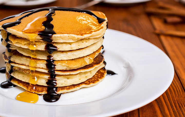 The 10 Best Places for Pancakes in Wisconsin!