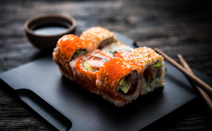 The 10 Best Sushi Restaurants in Wisconsin!