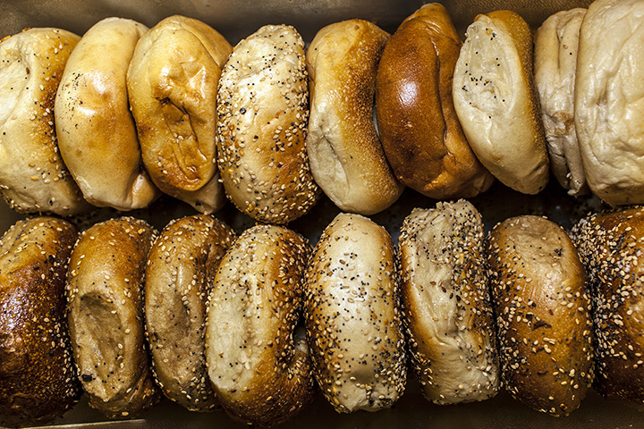 The 6 Best Bagel Shops in West Virginia!