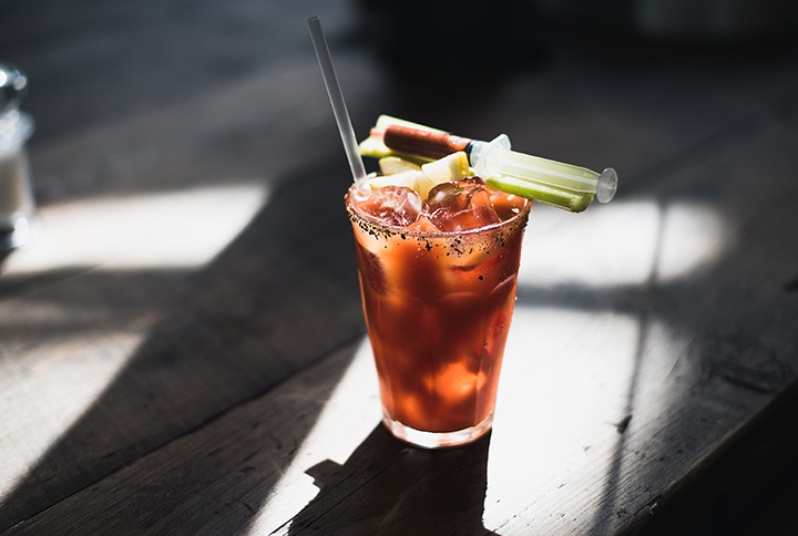 The 10 Best Places for a Bloody Mary in West Virginia!