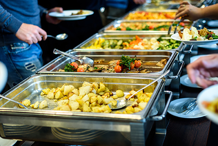 The 7 Best Buffets in West Virginia!