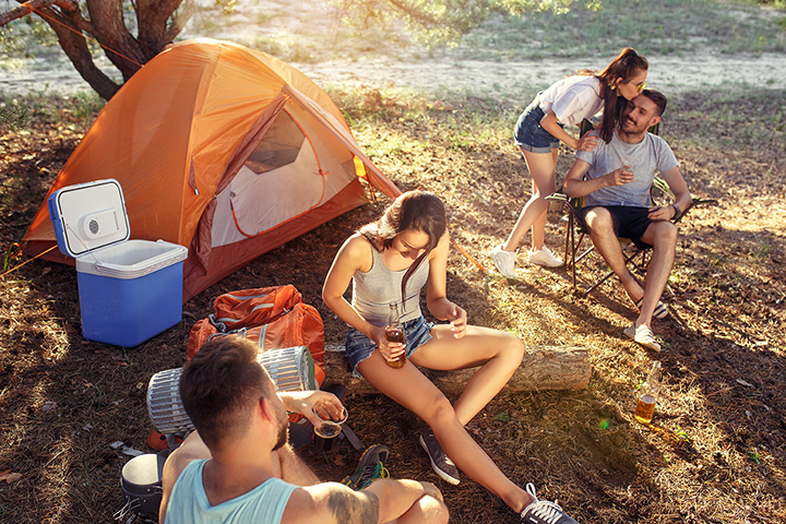 The 10 Best Camping Spots in West Virginia!