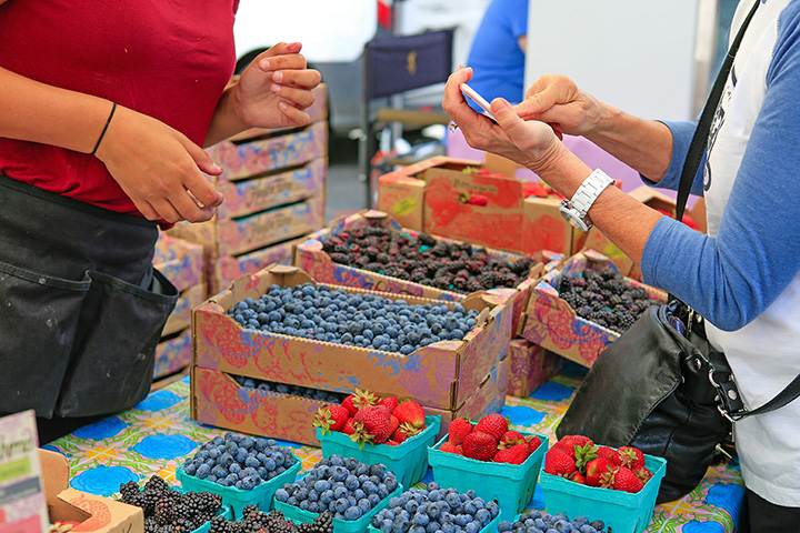 The 10 Best Farmers Markets in West Virginia!