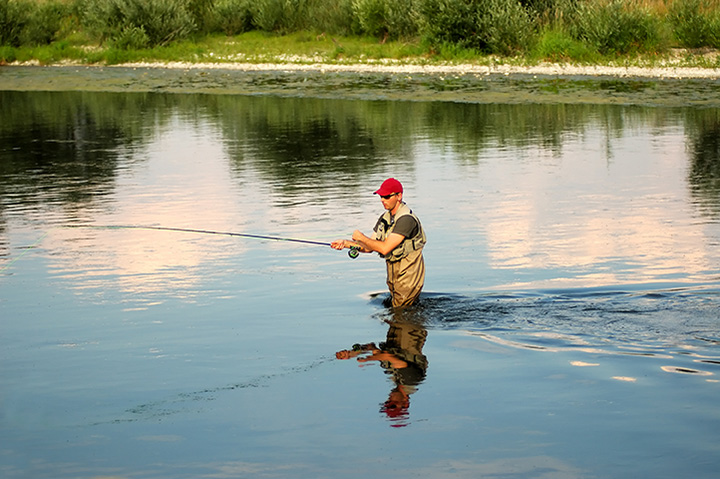 The 8 Best Fly Fishing Spots in West Virginia!