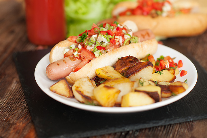 The 10 Best Hot Dog Joints in West Virginia!
