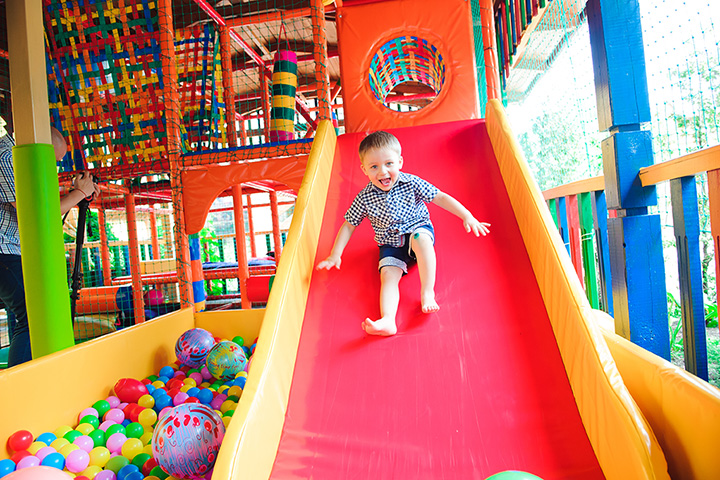 The 10 Best Kids' Play Centers in West Virginia!