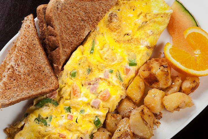 The 10 Best Omelet Places in West Virginia!