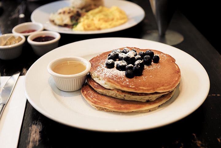 The 10 Best Places for Pancakes in West Virginia!