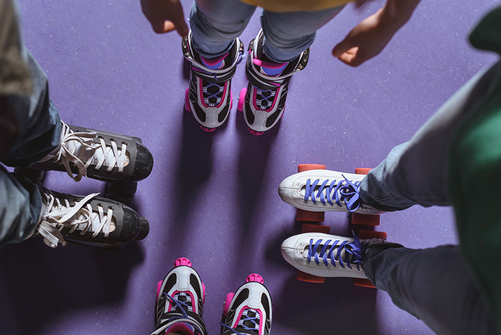 The 10 Best Roller Skating Rinks in West Virginia!