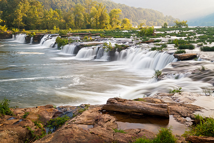 The 15 Most Romantic Places in West Virginia!
