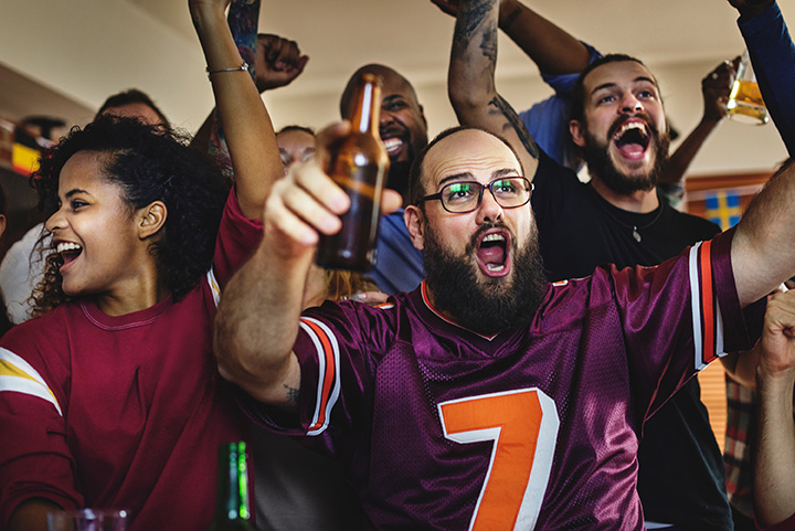 The 10 Best Sports Bars in West Virginia!
