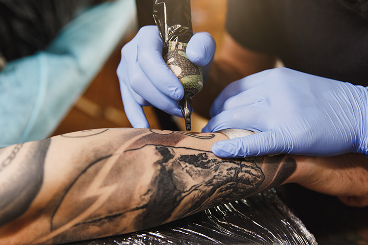 The 10 Best Tattoo Parlors in West Virginia!